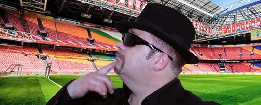 André Hazes Tribute * René van Beeten * ArenA pose :-)
